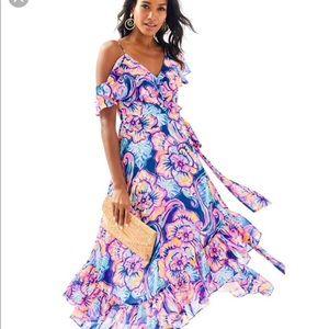 Lilly Pulitzer Marianna wrap dress